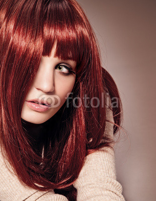 rotes Haar / alterable 13